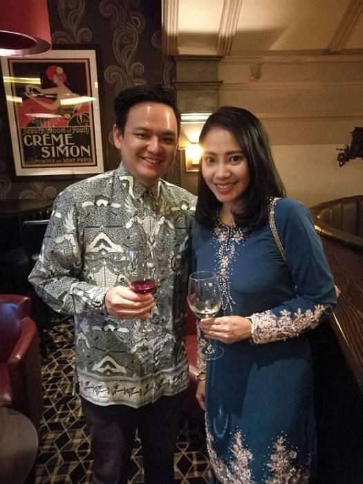 Entrepreneurs in Batik