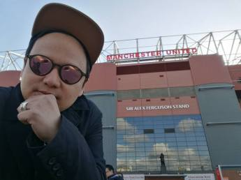 Malaysian - Manchester United - Old Trafford