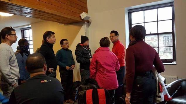 Briefing - Entrepreneur Tour