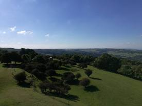 Views from Broadway Tower