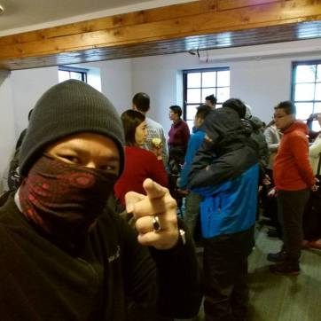 Briefing - Mount Snowdon