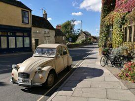 The old bell Malmesbury tour
