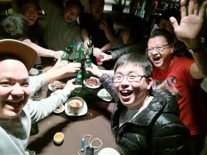 Malaysian entrepreneurs - yang sing manchester