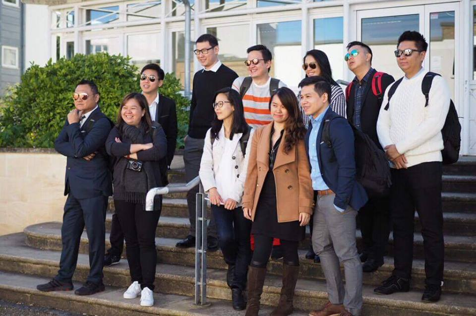Entrepreneur Class of 2016