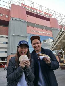 malaysian tour - old trafford - manchester