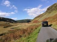 Abergwesyn pass - DMT study tour