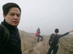 Malaysian entrepreneurs - hike snowdon