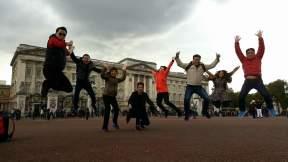 Malaysia Entrepreneurs - Buckingham Palace - DMTST6