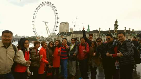 Malaysian Entrepreneurs Tour - London