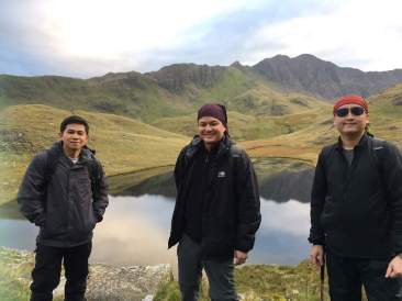 Malysia entrepreneurs - Mount Snowdon