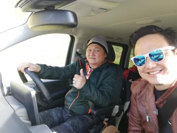 Dato Tony Looi - Malaysian entrepreneur driver