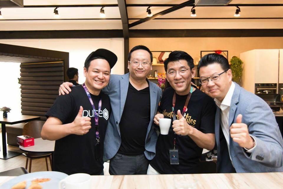 Dato CC Dato Michael Tio Feruni Ceramiche Pulse Asia