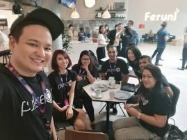 Pulse Group Asia Feruni Dato CC tour