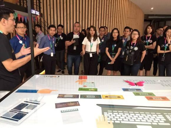 Feruni Ceramiche Pulse Group Asia events