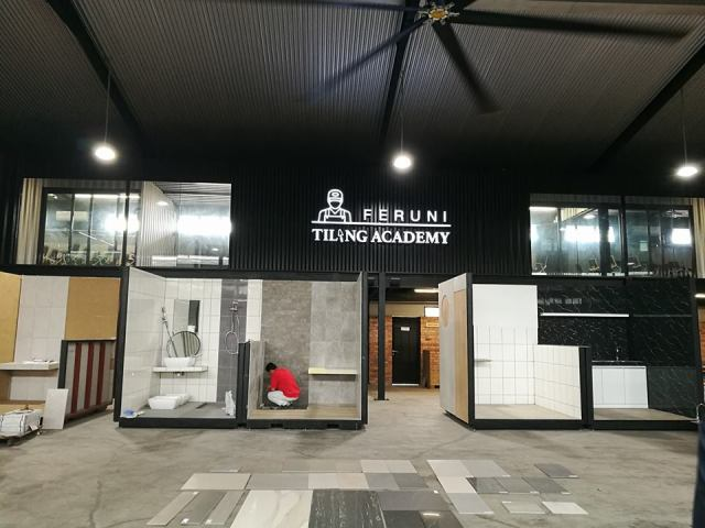 Feruni Tiling Academy