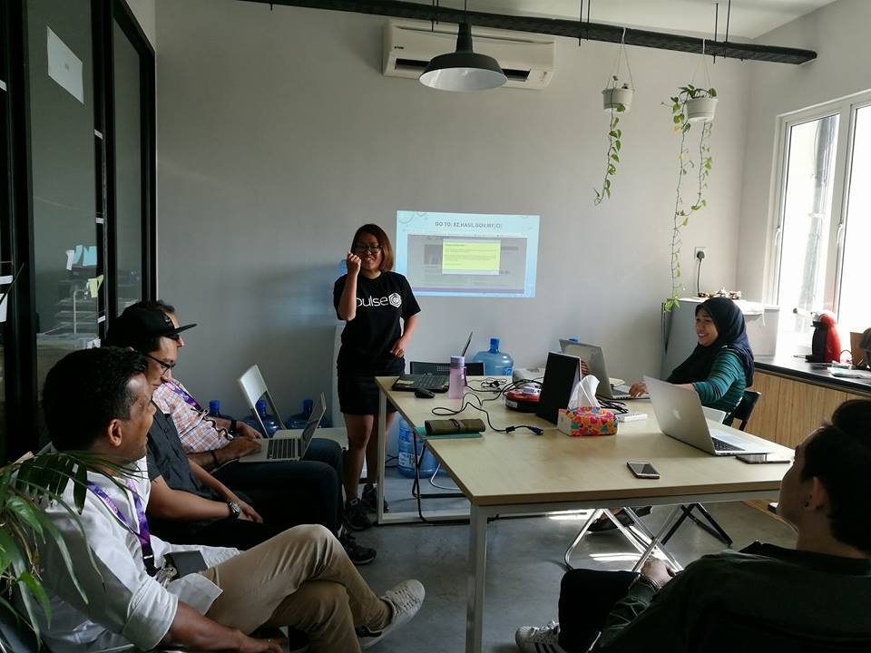 coaching learning teaching session pulse asia