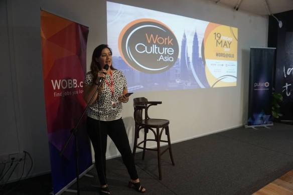 MC workculture at worq glo mall