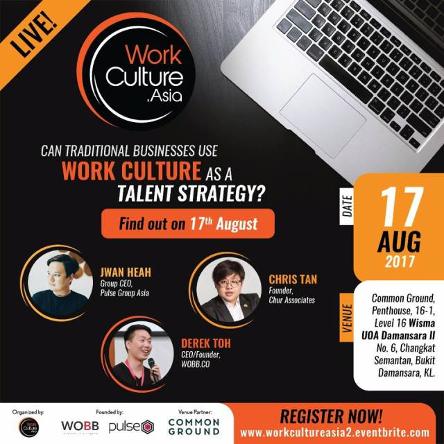 work culture common ground pulse asia