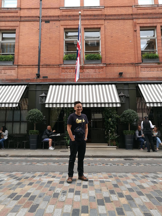 London city holiday