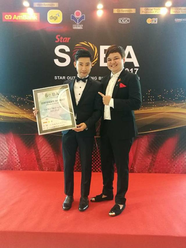 jwanheah fat soba awards elwin goh wynnkids