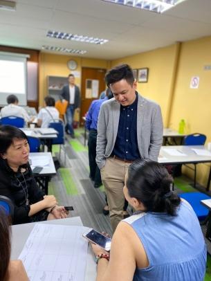 Coach Jwan Training